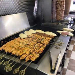 Charcoal Grill Knaphill Sureey National Kebab Day