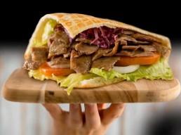 Donburg Oxford National Kebab Day
