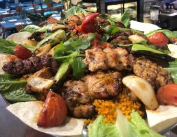 National Kebab Day Efezade Mezze Grill Loughton Essex London