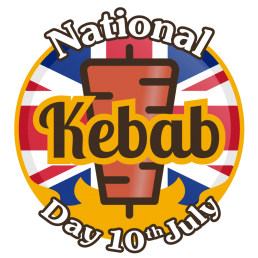 National Kebab Day July 10th UK