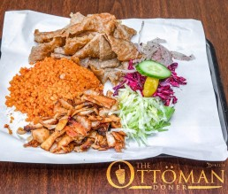 The Ottoman Doner London National Kebab Day