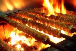 Pera Meze Mangal Edinburgh National Kebab Day