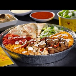 National Kebab Day The Halal Guys Earls Court London